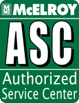 McElroy Authorized Service Center