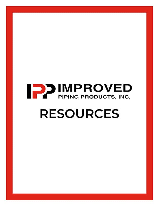 IPP IMPROVED PIPING PRODUCTS