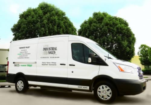 ISC Mobile Service Van